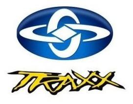 Chave De Igniçao Conj. Traxx Star 50 Cil