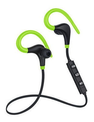 Verde Bt1 Motion Bluetooth Headset 4.1 Ruído Fone De Ouvido