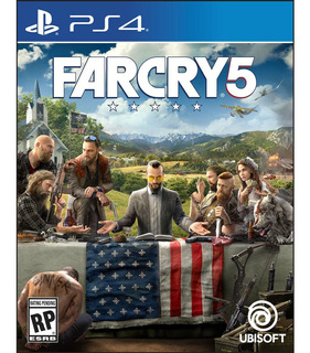 Farcry 5 - Ps4 - Playstation 4