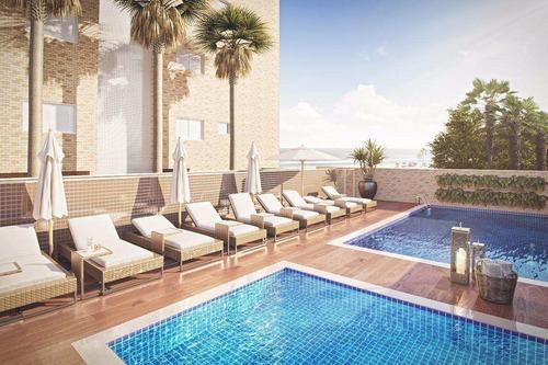 Apartamento Com 2 Dorms, Jardim Marina, Mongaguá - R$ 614 Mil, Cod: 735 - V735