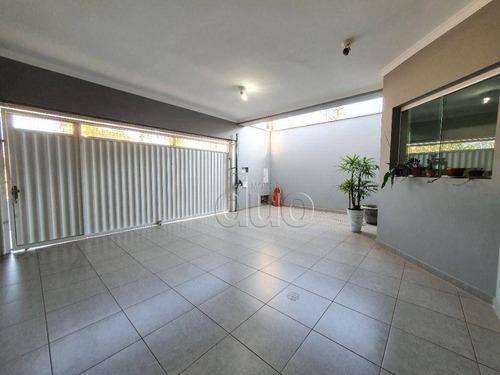 Imagem 1 de 30 de Casa Com 3 Dormitórios À Venda, 199 M² Por R$ 550.000,00 - Parque Conceição Ii - Piracicaba/sp - Ca3805