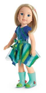Muñeca American Girl Welliewishers Camille Doll