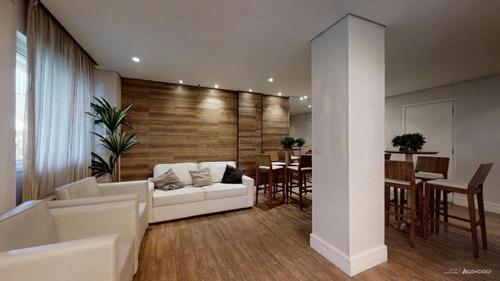 Imagem 1 de 26 de Apartamento De 3 Dormitórios Em Condomínio No Bairro Vila Andrade - Ap143233v