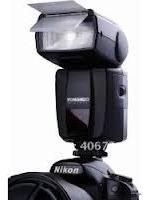 Flash Portátil Manual Godox Tt560 Para Canon-nikon-sony