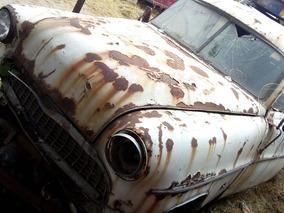 Opel Olympia Delyberi 1949 Muy Rara Proyecto De Restauracion