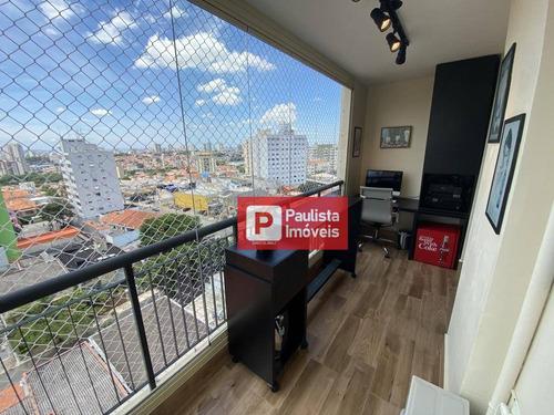 Apartamento À Venda, 70 M² Por R$ 777.000,00 - Vila Mariana - São Paulo/sp - Ap31984