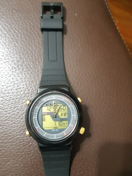 Citizen Ana Digital Gn-4-5 Vintage Modelo Raro