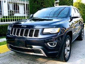 Jeep Grand Cherokee 2014 V6 Limited Lujo Línea Nueva