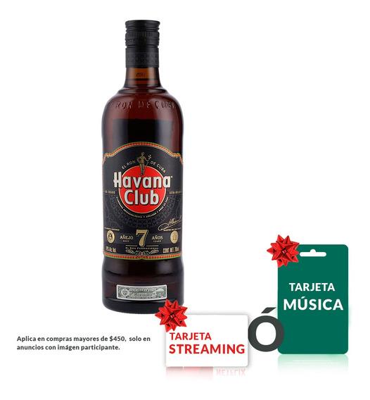 Ron Havana Club 7 Años 700 Ml