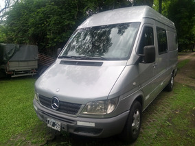 Mercedes-benz Sprinter 2.1 313 Furgon 3550 Te M 4+1 S-airgab