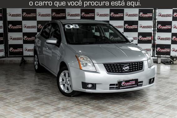 Nissan Sentra 2.0 16v Aut. 2008