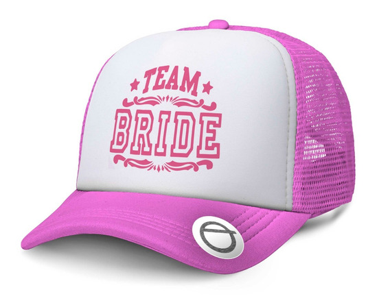 Gorra Desdepedida Team Bride Gorra Trucker