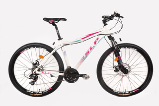 Bicicleta Mtb Slp 100 Pro Lady R27.5 Shimano Freno A Disco
