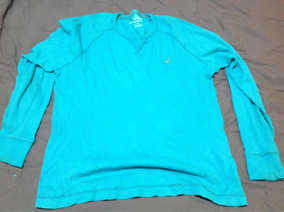 American Eagle Playera Termal Talla Xxl 2xl