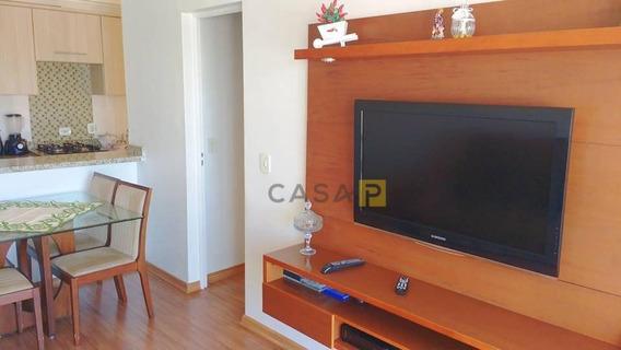 Apartamento Com 3 Dormitórios À Venda, 70 M² Por R$ 250.000 - Vila Omar - Americana/sp - Ap0035