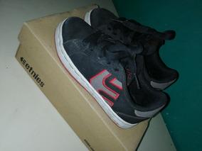Zapatos Niño Deportivos Tipo Skate, Etnies Importados. T29