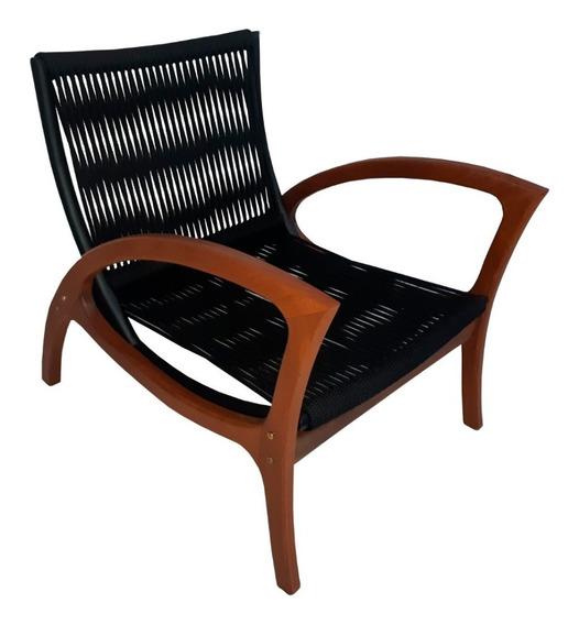 Poltrona Com Braço De Madeira,lançamento,cadeira Nobre