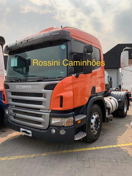 Scania P340 2010 Cavalo Toco N P360 2035 2040 Fh 440 G380