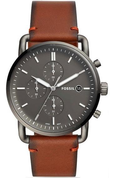 Relógio Fossil Masculino Commuter Fs5523/0cn