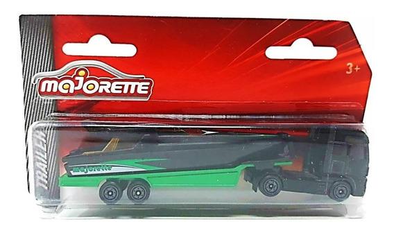 Majorette Trailer De Metal Coleccionables Toy Mjt53150