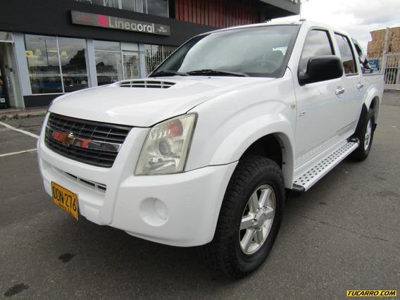 Chevrolet Luv D-max Ls 4x4 Diesel 3000