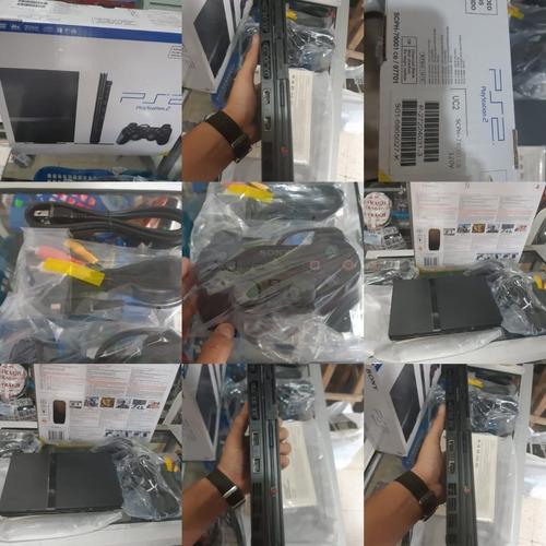 Playstation 2 Nuevo Original Sellado Ps2 Slim