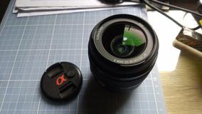 Lente Sony Alpha A-mount 18-55 Af