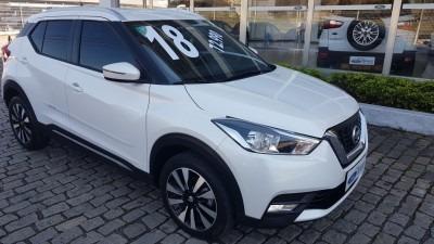 Nissan Kicks Sv  Automaco