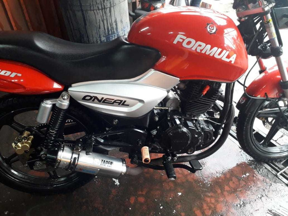 Moto Formula 200 Cc