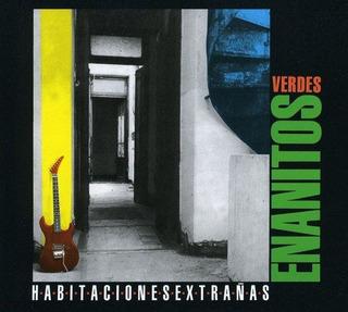 Cd : Los Enanitos Verdes - Habitaciones Extradas (cd)
