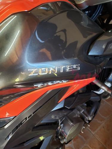 Tank Pads Mic® Emblema Insignia Zontes T1 / T2 Cromo X2