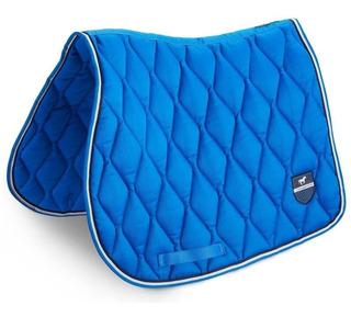 Mantilla Azul De Silla Para Equitación 8511868