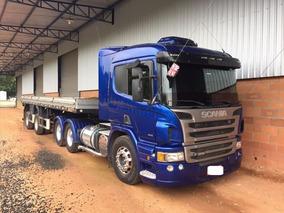 Scania P360 Ano 2013 6x2