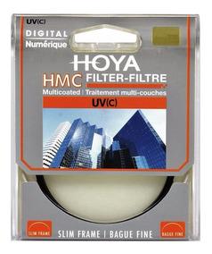 Filtro Uv Hoya Hmc 82mm Original - Nikon Canon Sony Fuji