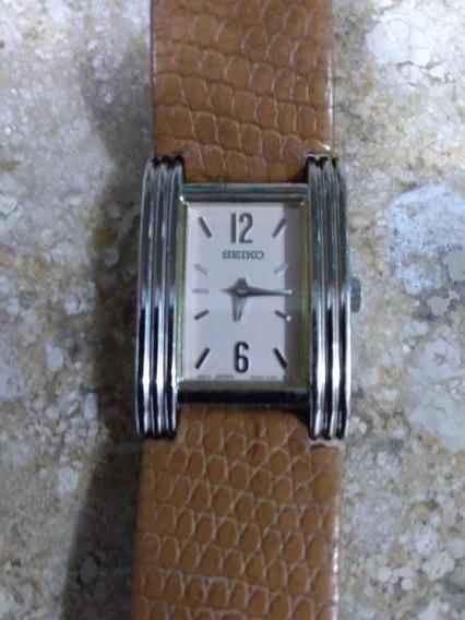 Relógio Seiko Feminino Original Modelo V400 Perfeito Estado