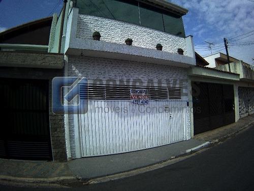 Venda Sobrado Sao Bernardo Do Campo Demarchi Ref: 132637 - 1033-1-132637