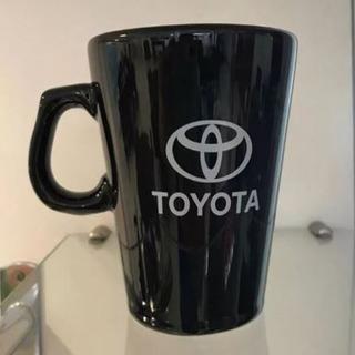 Taza Vaso Logo Toyota