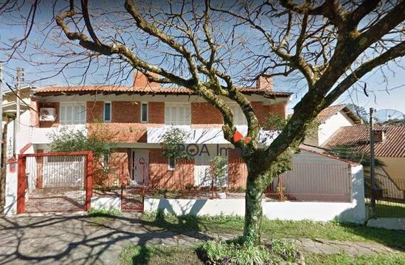 Casa Residencial À Venda, Jardim América, São Leopoldo. - Ca0482