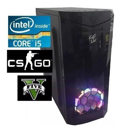 Cpu Pc Gamer Barato Core I5 3570 3.8ghz + 4gb + Ssd 120gb