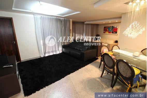 Apartamento Com 3 Dormitórios À Venda, 145 M² Por R$ 670.000,00 - Setor Oeste - Goiânia/go - Ap1580