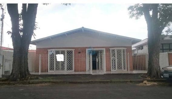Casa Com 4 Dormitórios Para Alugar, 200 M² Por R$ 2.800/mês - Jardim Chapadão - Campinas/sp - Ca1016