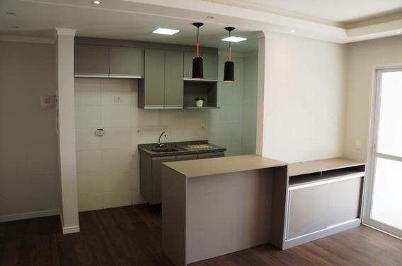 Apartamento Em Panamby, São Paulo/sp De 46m² 1 Quartos À Venda Por R$ 430.000,00 - Ap411321
