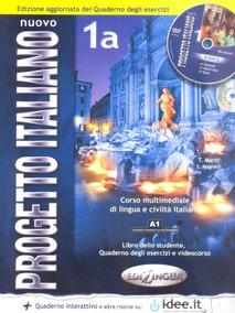 Nuovo Progetto Italiano 1a - Libro Dello Studente E Quaderno