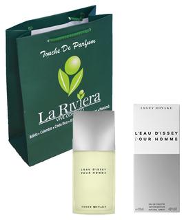 Perfume Locion Issey Miyake 125ml Origin - L a $640