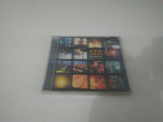 Cd Bon Jovi One Wild Nigth Live 1985-2001 Usado Original
