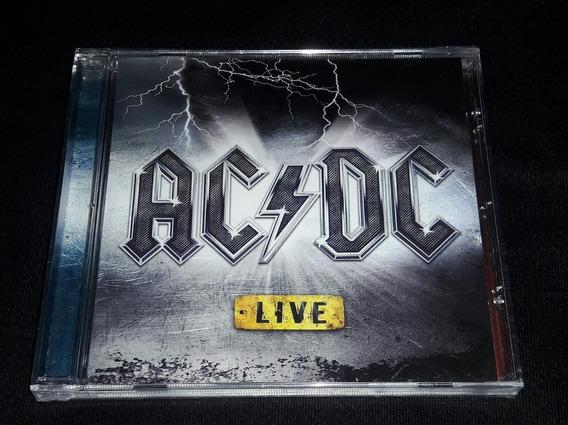 Cd Ac/dc Live Original Lacrado Frete Fixo 6.00