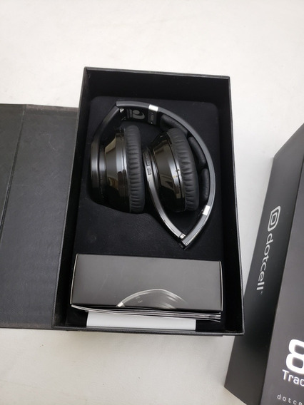 Fone De Ouvido Dotcell Dcf300 8track Bluetooth Stereo Headse