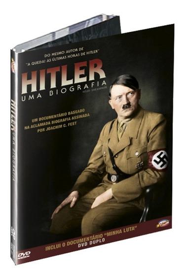 Dvd Hitler Uma Biografia - Classicline - Bonellihq I19