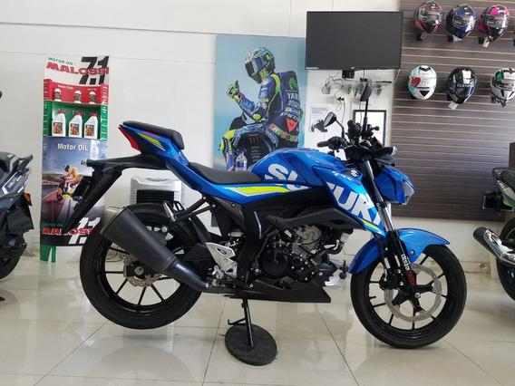Suzuki Gsx 150 2018