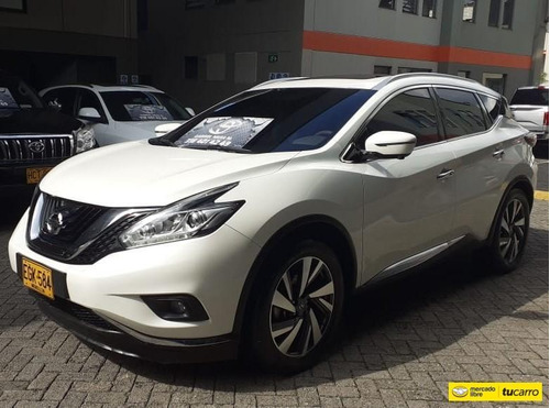 Nissan Murano Exclusive At 3500 4x4